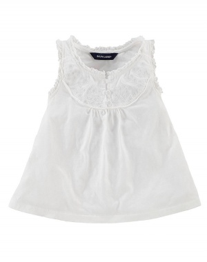 Новая блузка Ralph Lauren на 6 лет