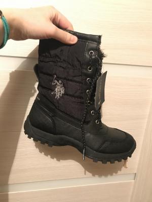 Ботинки us polo assn, 36 размер