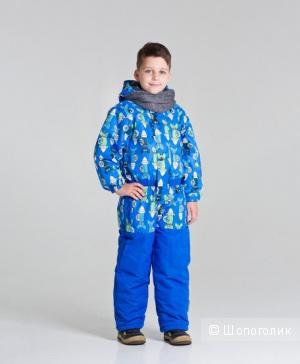 Детский зимний комбинезон PicCo рост 110