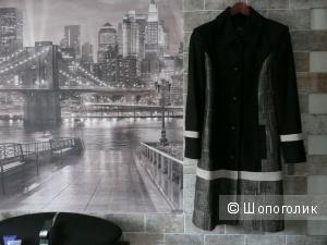 Пальто Vacheron Constantin Denim, размер 42рос.