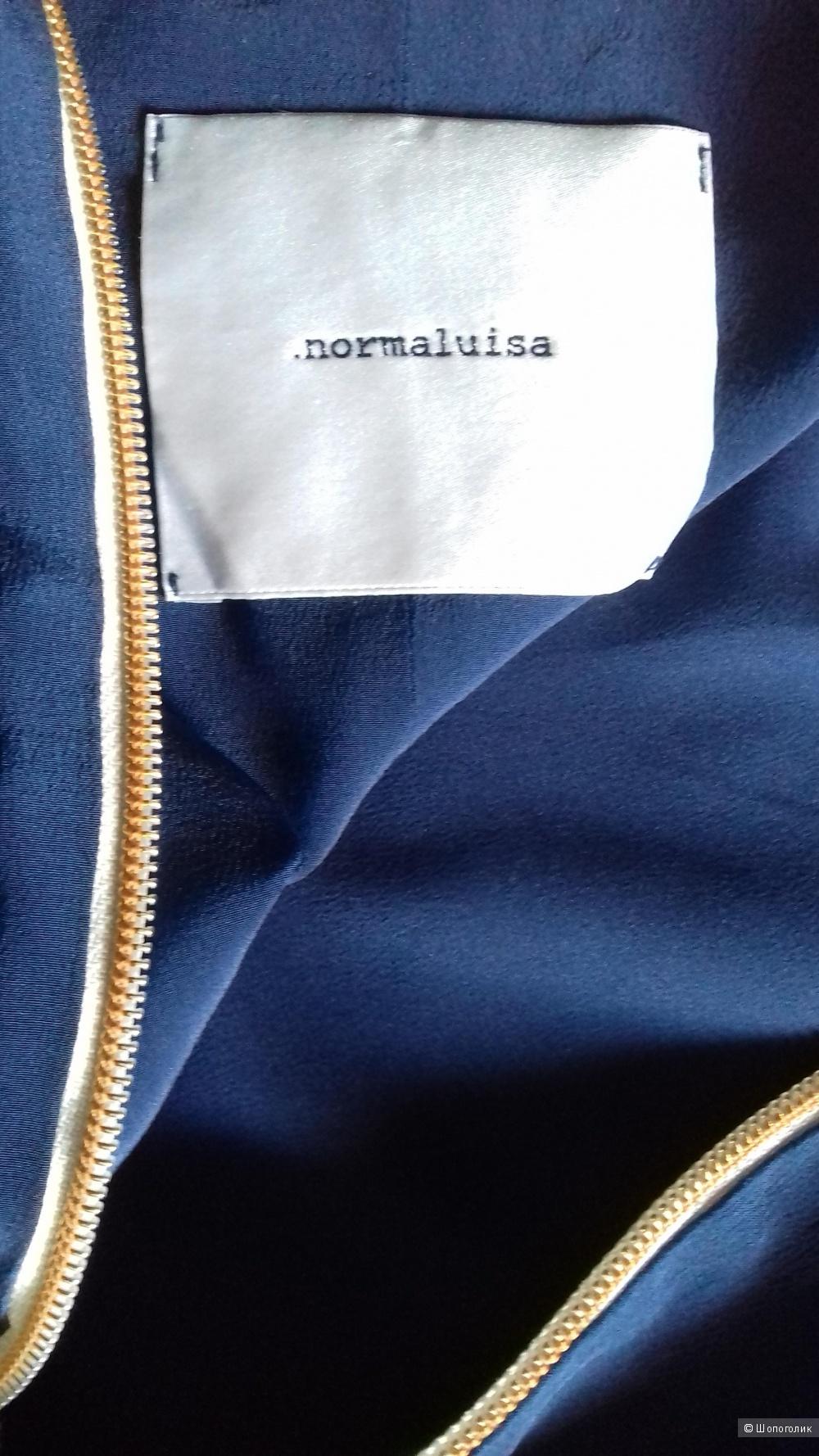 Платье NORMALUISA, Италия, на 46 Rus (46 IT)