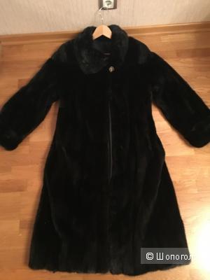 Норковая шуба 48-50 размер
