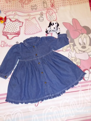 Платье Baby B'gosh, размер 12-18 мес.