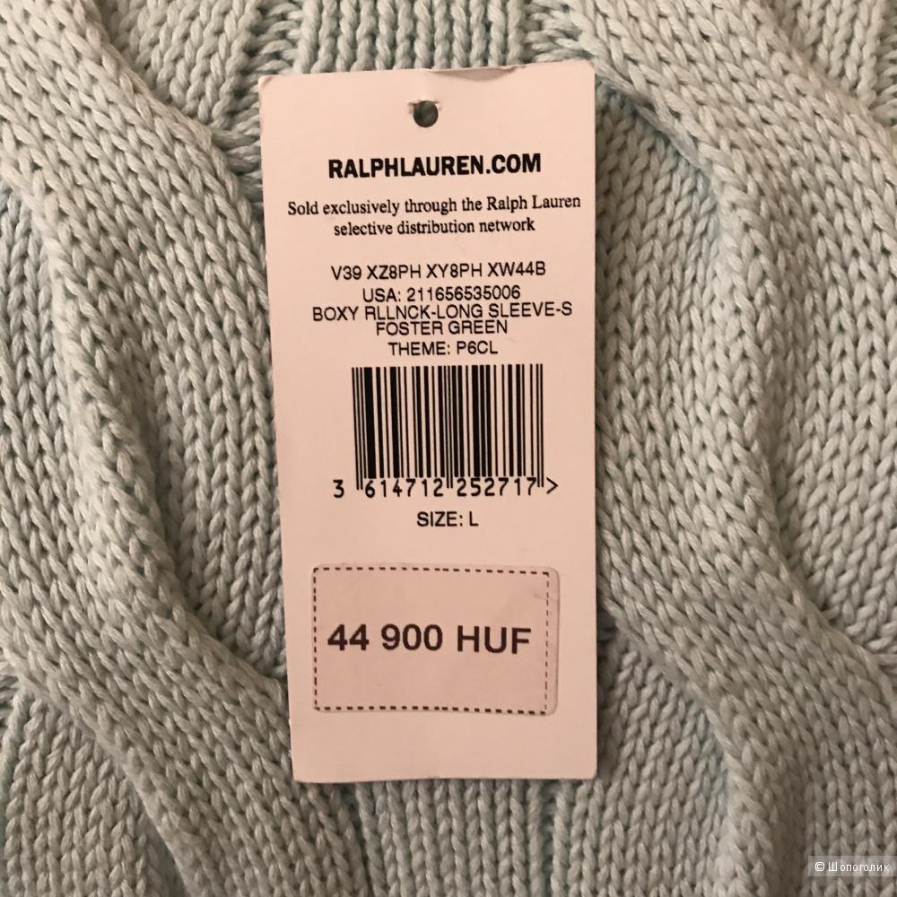 Свитер Polo Ralph Lauren размер L