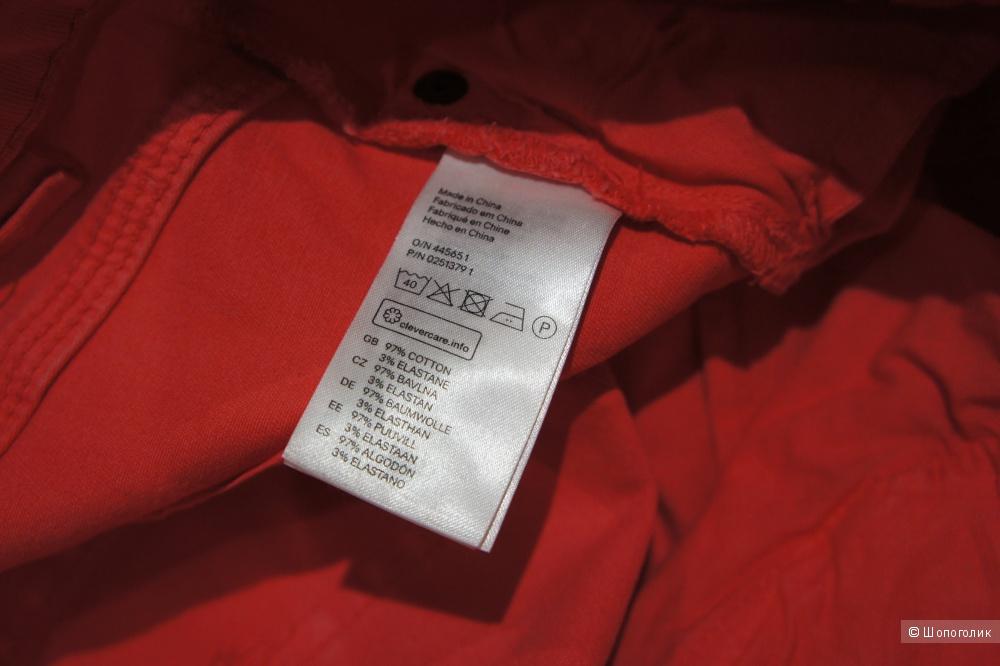 Джинсы укороченные H&M, р-р 42-44
