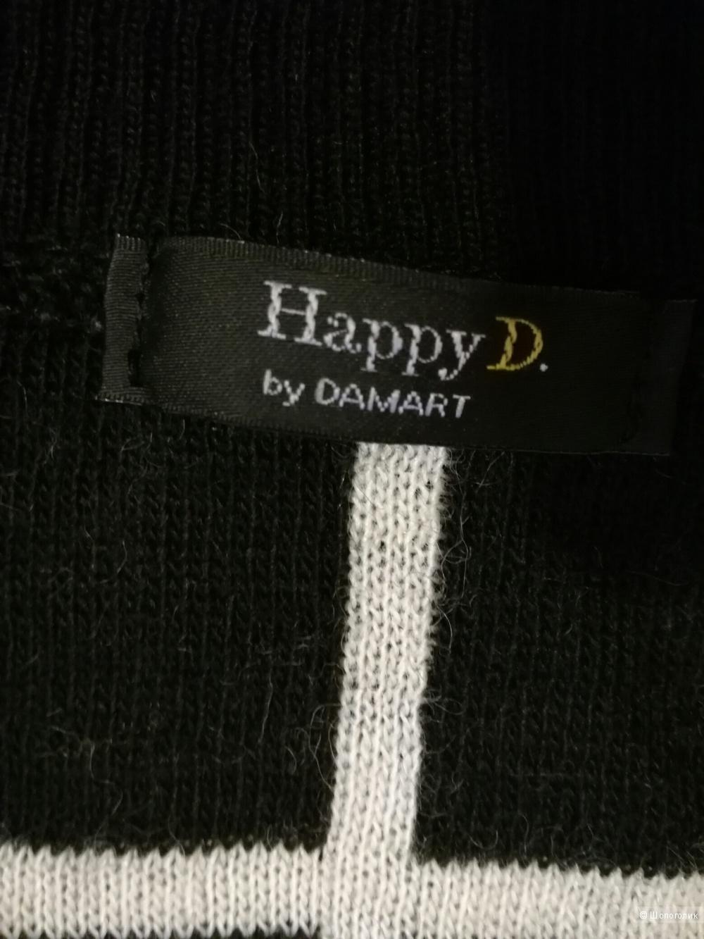 Водолазка-джемпер Happy D by Damart 44-46 р.