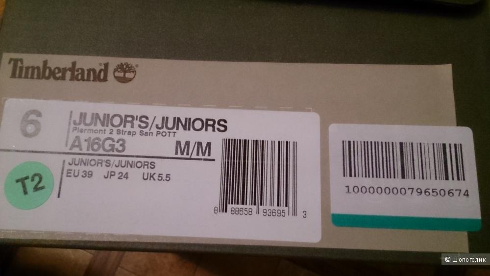 Timberland сандалии - босоножки, 39 euro, 5,5 uk размер