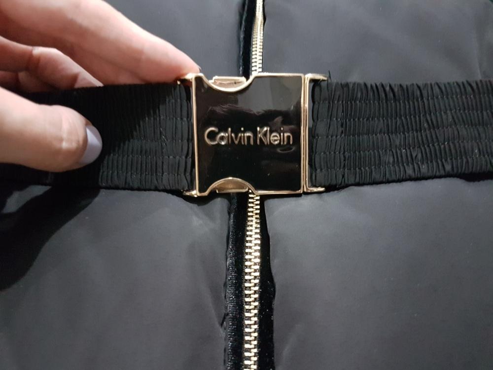 Пуховик Calvin Klein, размер S-M