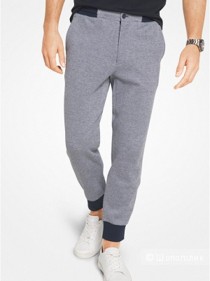 Полуспорт, брюки-штаны Tailored-Fit Cotton Joggers , размер М
