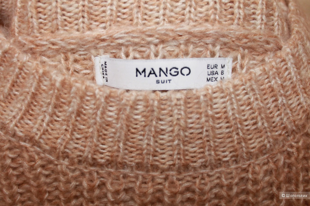 Новый Свитер Mango M 44