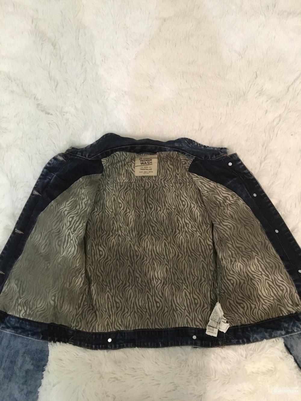 Джинсовка Zara, размер S