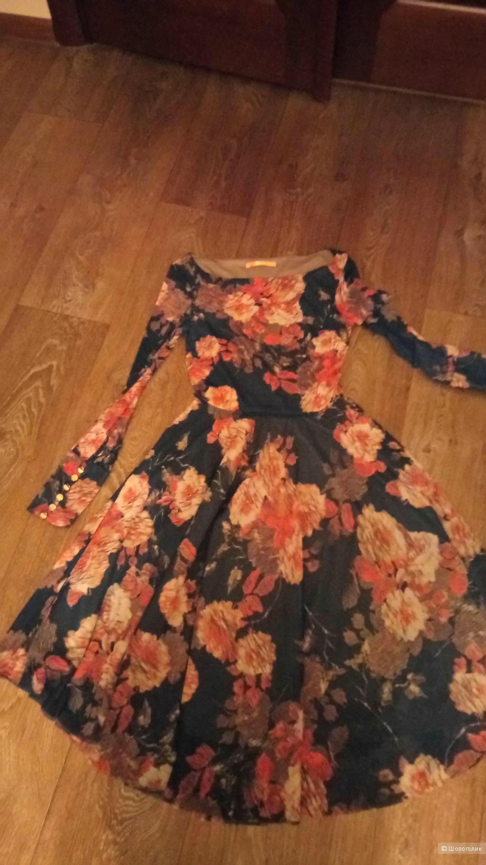 Платье Zarina,42размер,б/у.