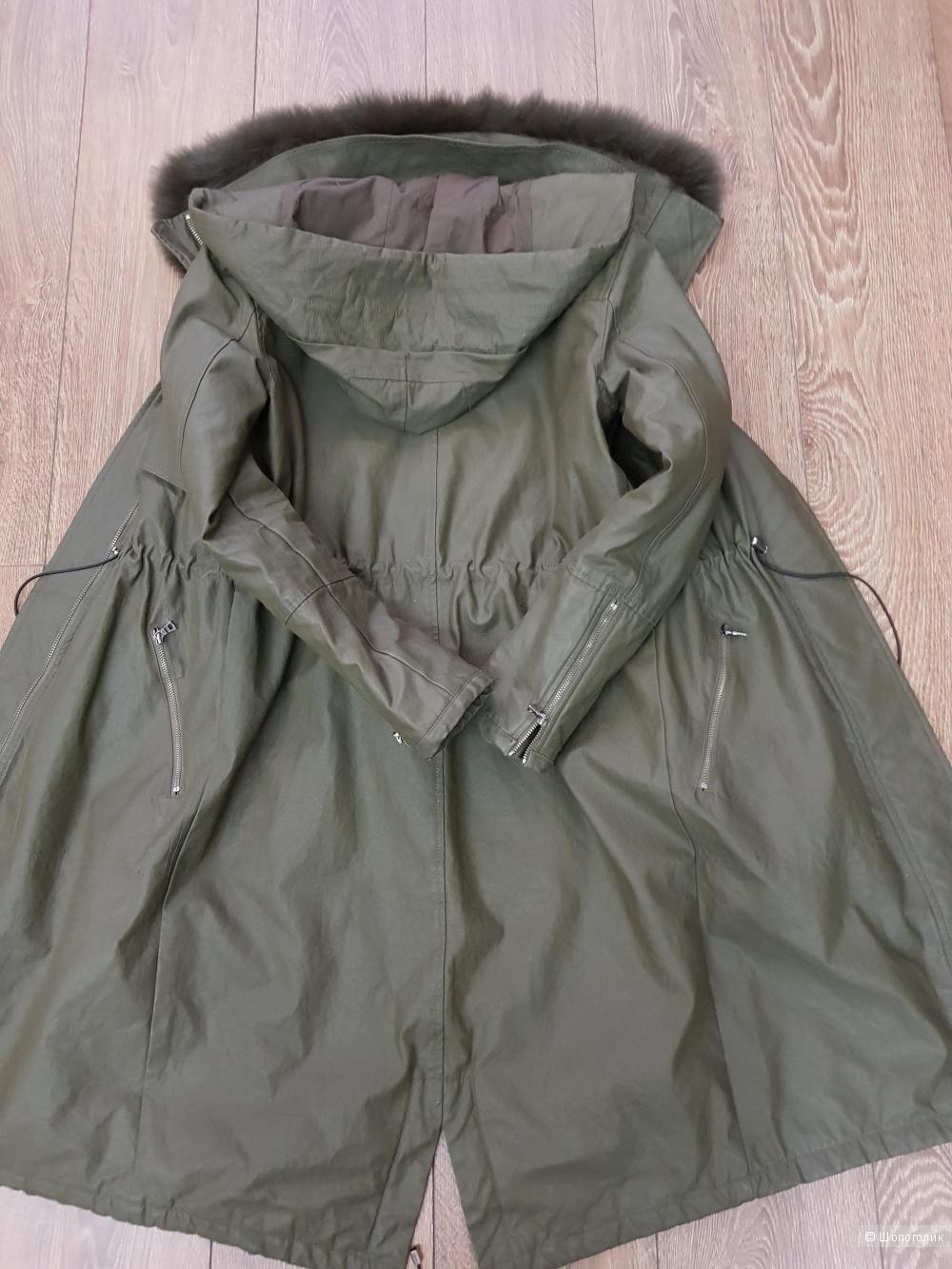 Утепленное пальто ALICE+OLIVIA, XS, 40-42 размер