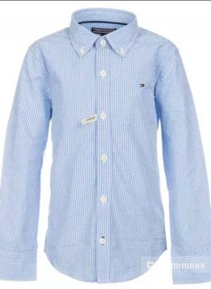 Tommy Hilfiger: классическая  рубашка, M
