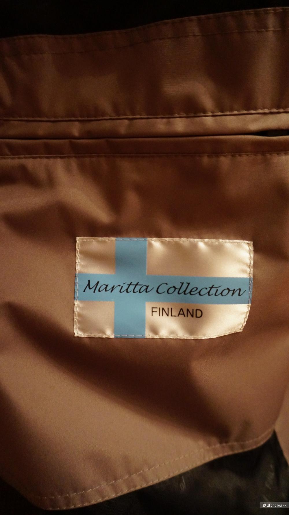 Женская зимняя куртка-пуховик Maritta р. 50-52