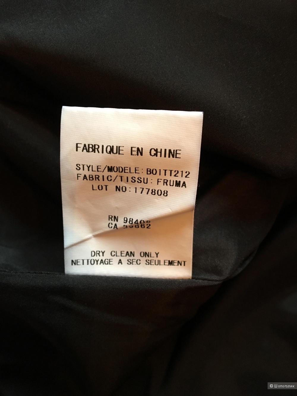 Шерстяные брюки THEYSKENS' THEORY размер US8