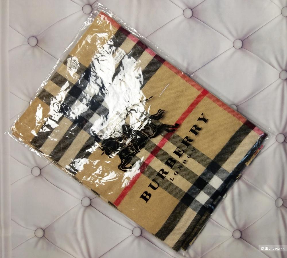 Палантин шерстяной Burberry, размер 70*180 см