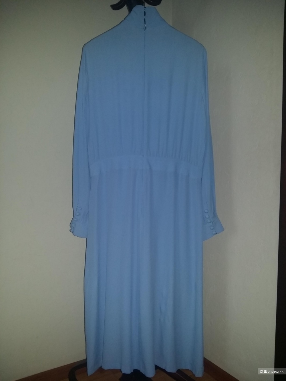 Платье ,  №21 , размер 48 (46 it).