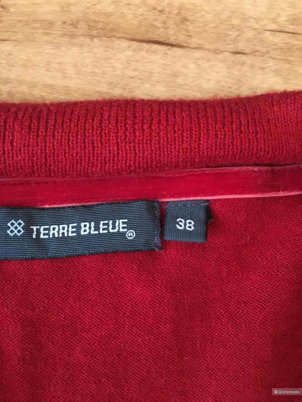 Джемпер Terre Bleue, размер M