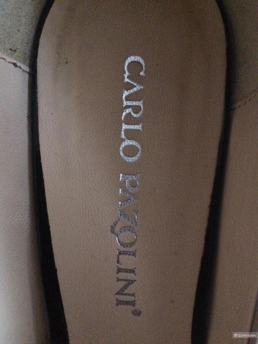 Туфли CARLO PAZOLINI лаковые, 36 размер,