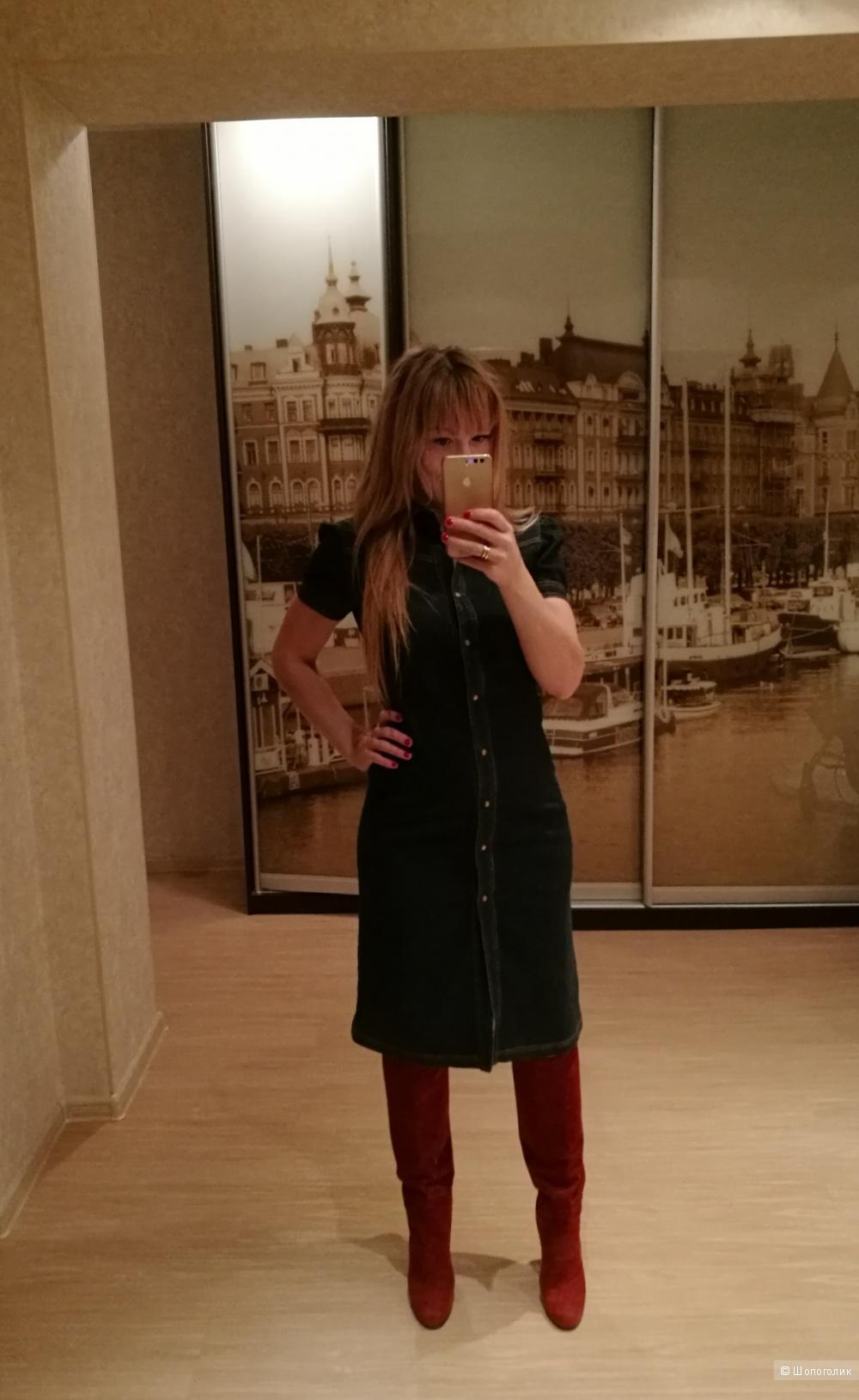 Stefanel.Платье. 40it(40/42/42+)