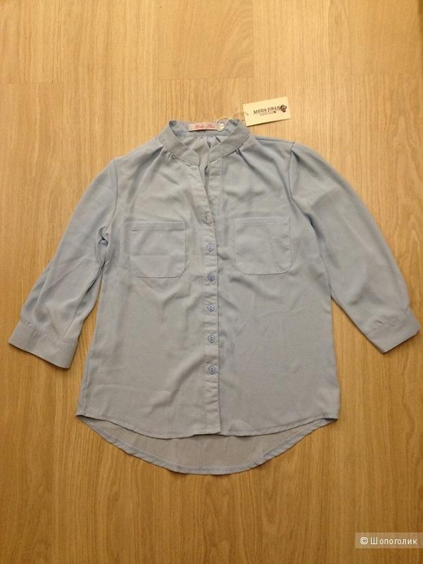 Шифоновая блузка размер S