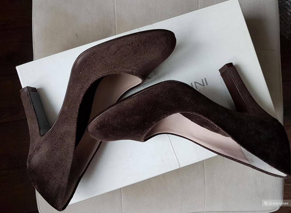 Замшевые туфли BOCCACCINI, размер 36,5