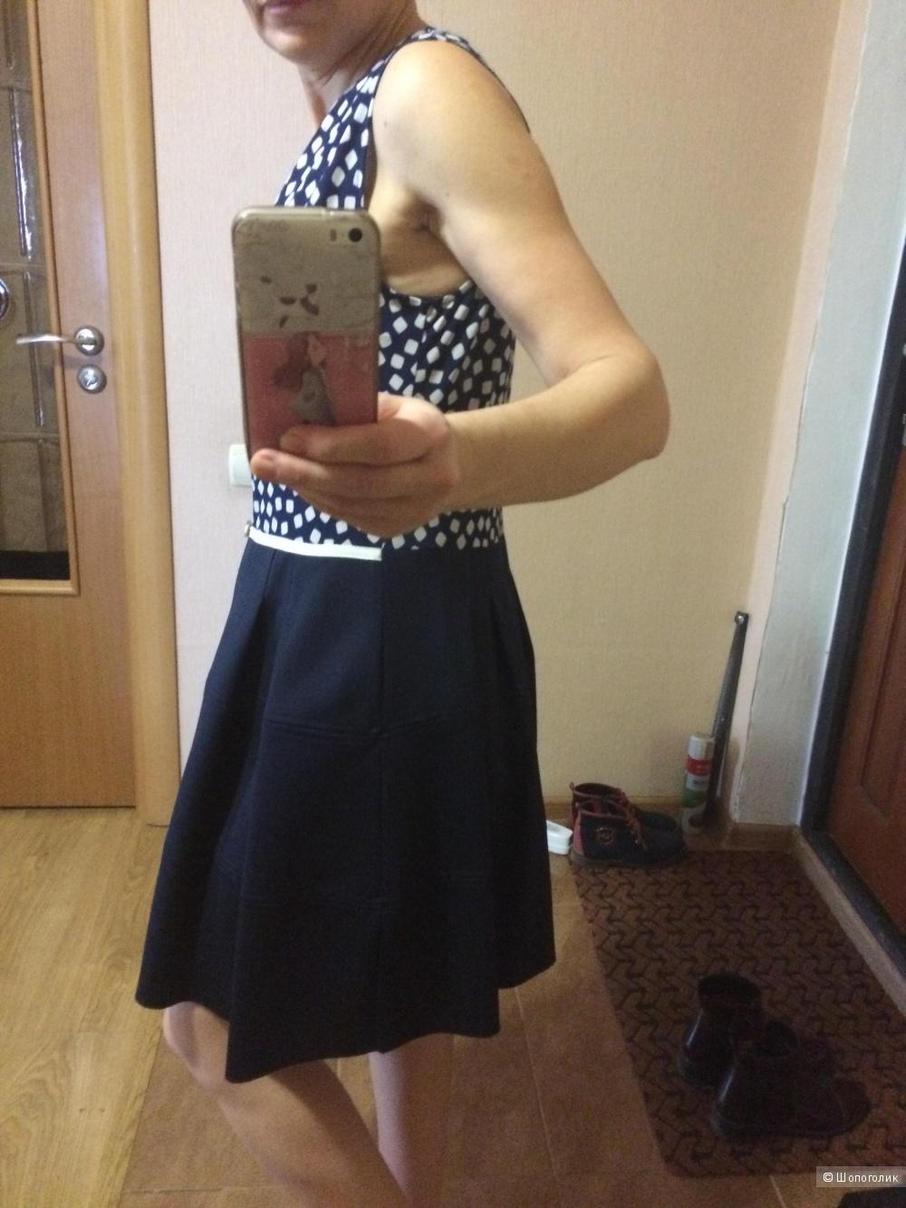 Платье JUB D'ORANGE, размер 44-46.