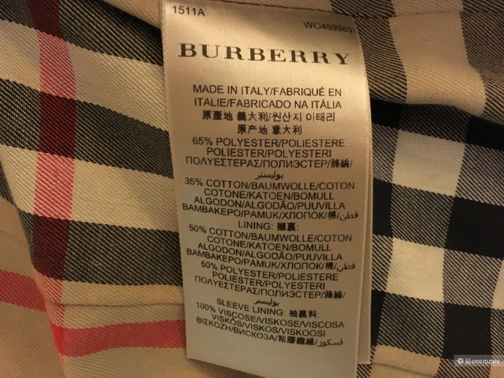 Burberry, тренч, р. UK 6 (40-42)