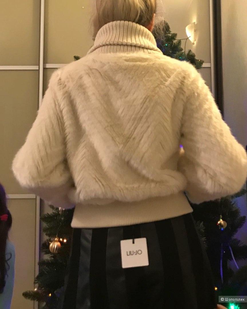 Меховая куртка LIU-JO 44 размер