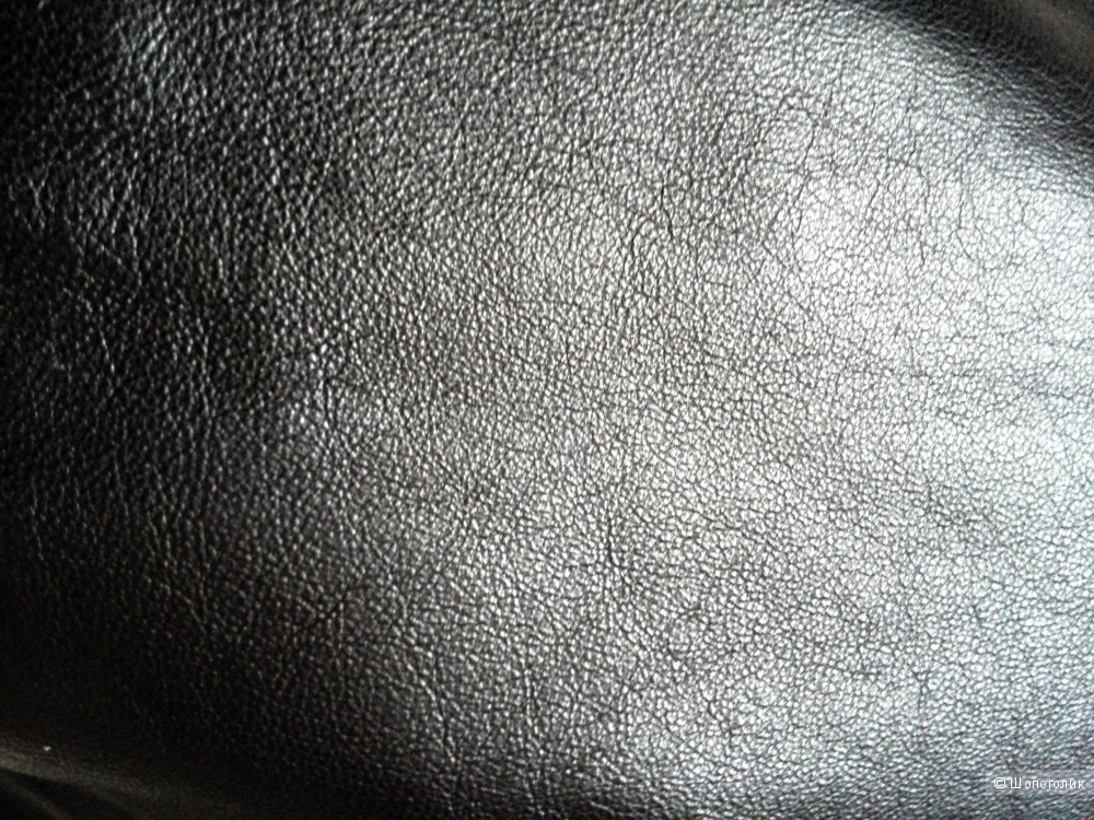 Кожаная юбка Karl Lagerfeld 44 fr