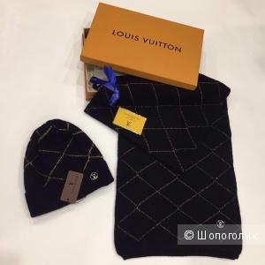 Шапка и Шарф Louis Vuitton