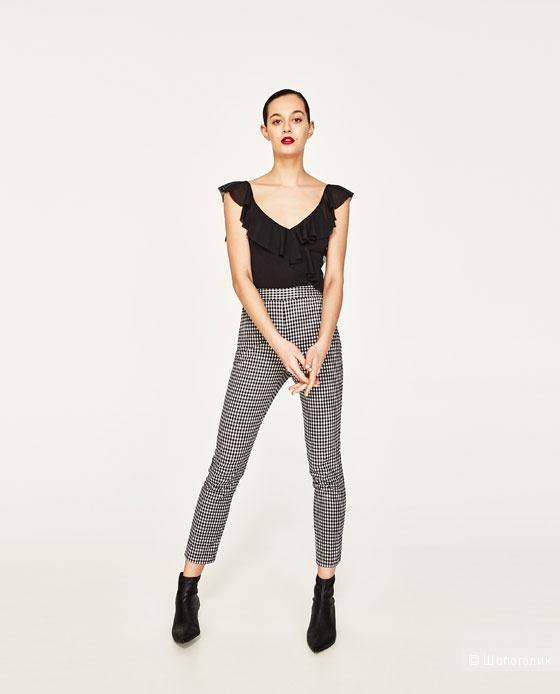 Боди с люрексом Zara  размер XS