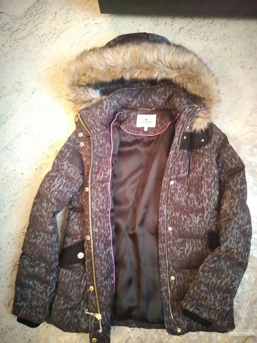 Куртка- пуховик  Juicy Couture  на 44р-р