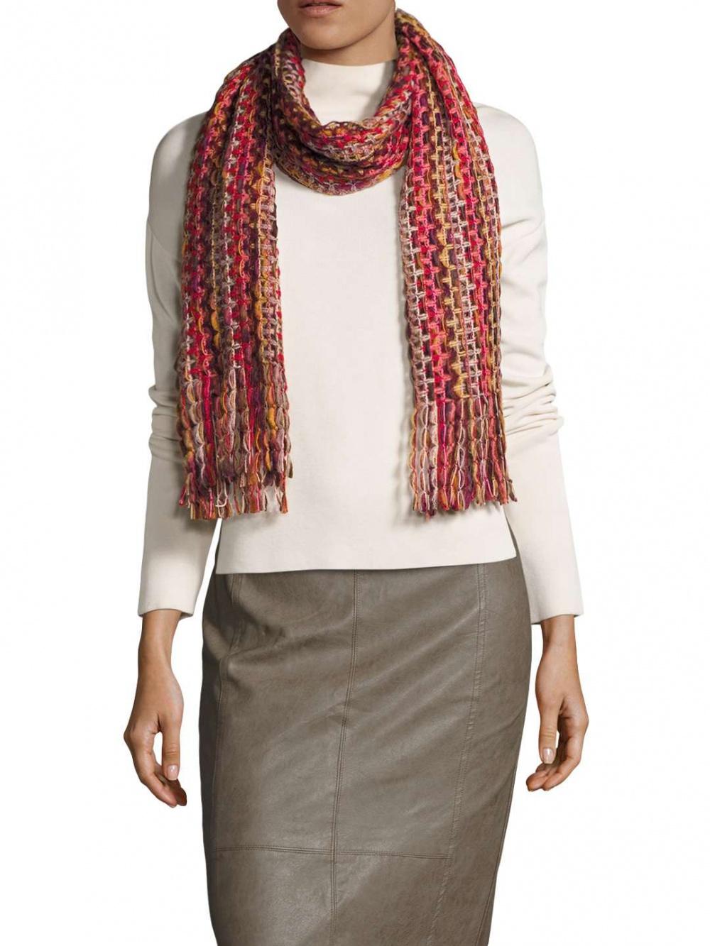 Шерстяной шарф Missoni