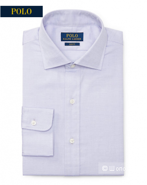 Мужская рубашка Ralph Lauren ворот 37