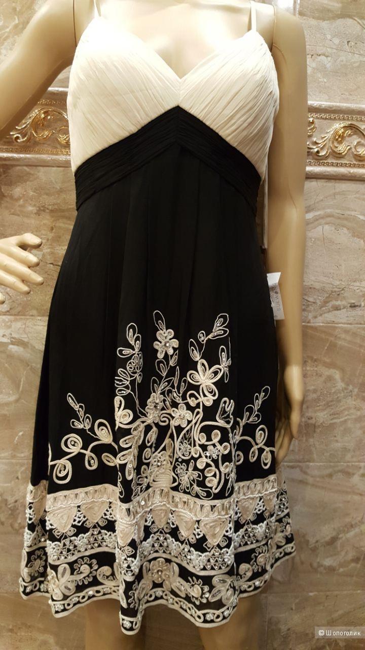 SUE WONG платье. р.44