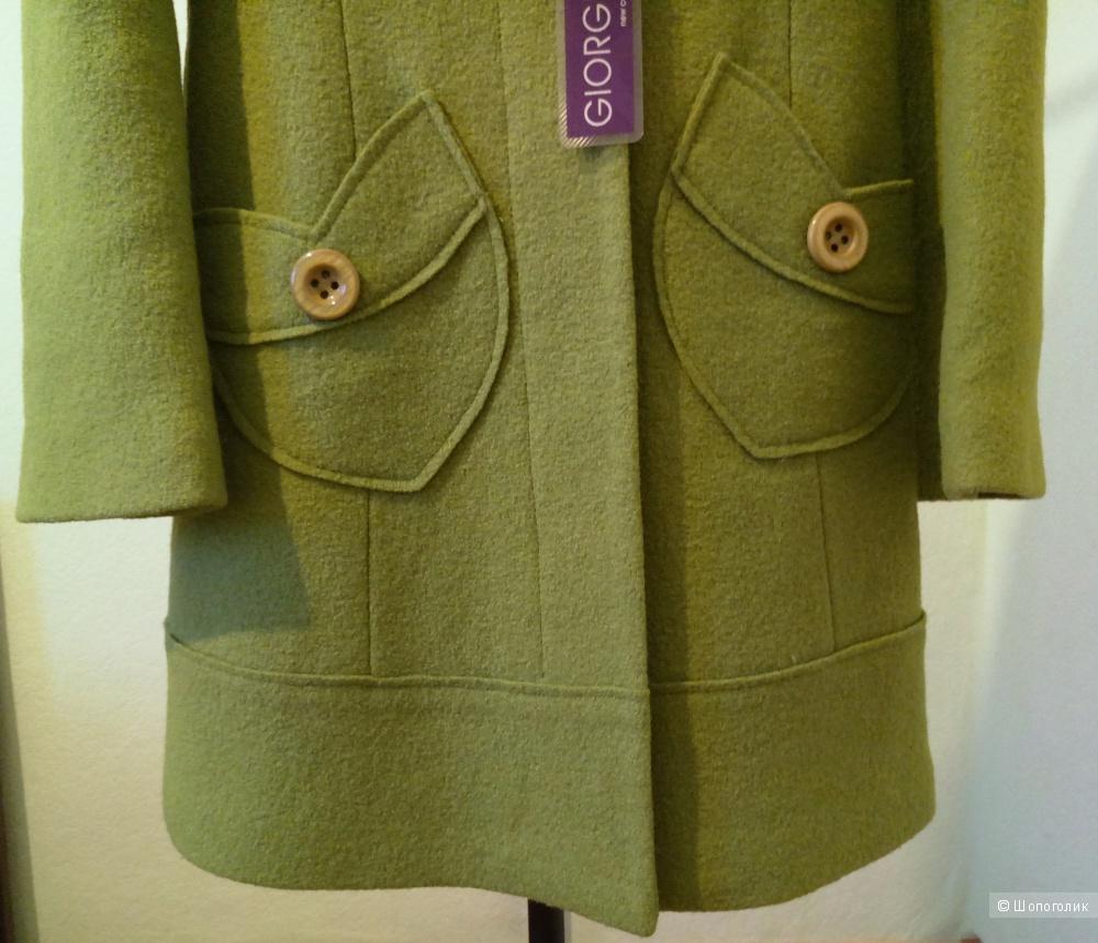 Пальто зимнее тм Giorgio  размер 42-44