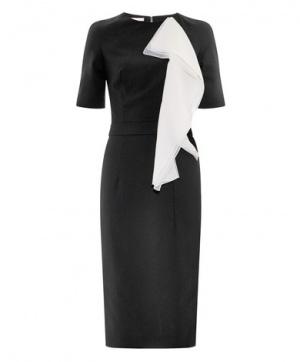 Платье,Италия , ANTONIO BERARDI , размер 46.