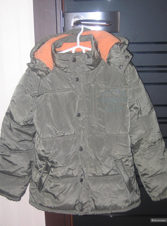 "Куртка ""SHIROKI"" 140рост /9-10 лет"