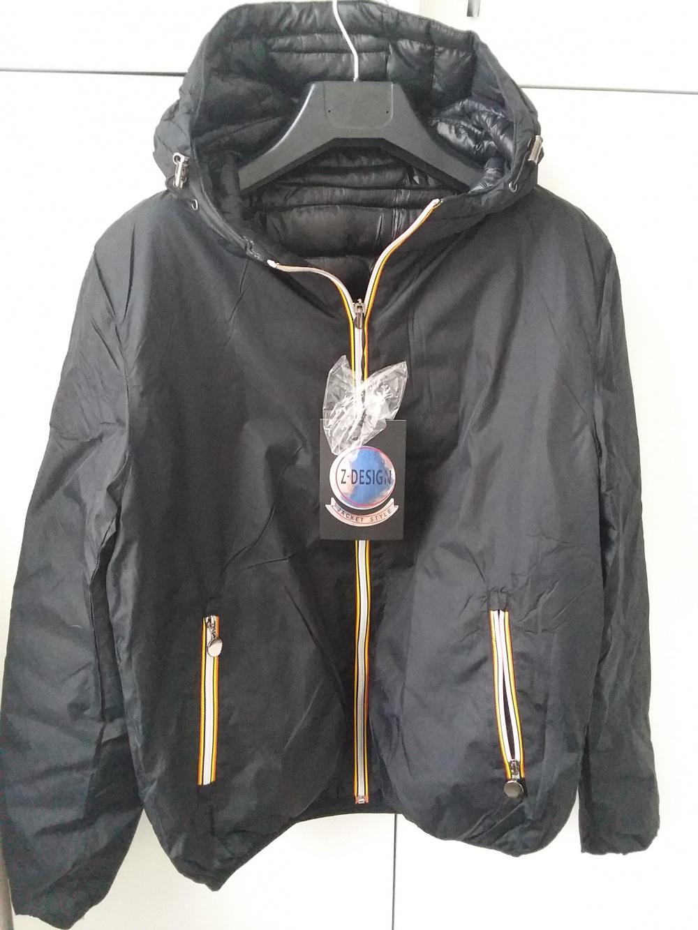 Женская двусторонняя куртка Z-Design  на 46-48 размер