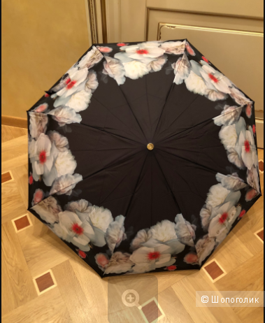 Зонт Ted Baker Compact Umbrella in Floral Print
