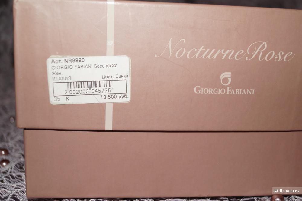 Босоножки Nocturne Rose Giorgio Fabiani, размер 35