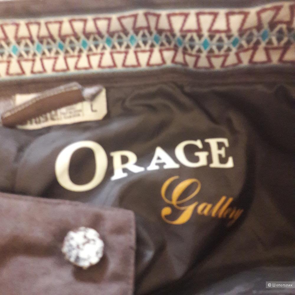 Горнолыжные утепленные брюки Orage размер L
