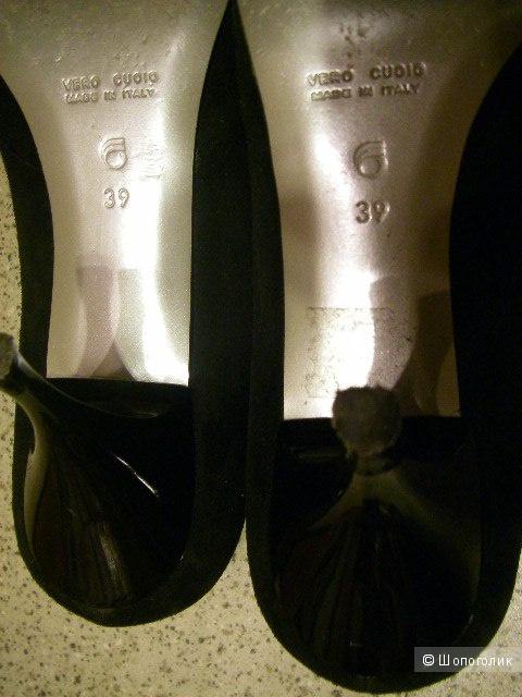 Туфли Giorgio Fabiani, размер 39