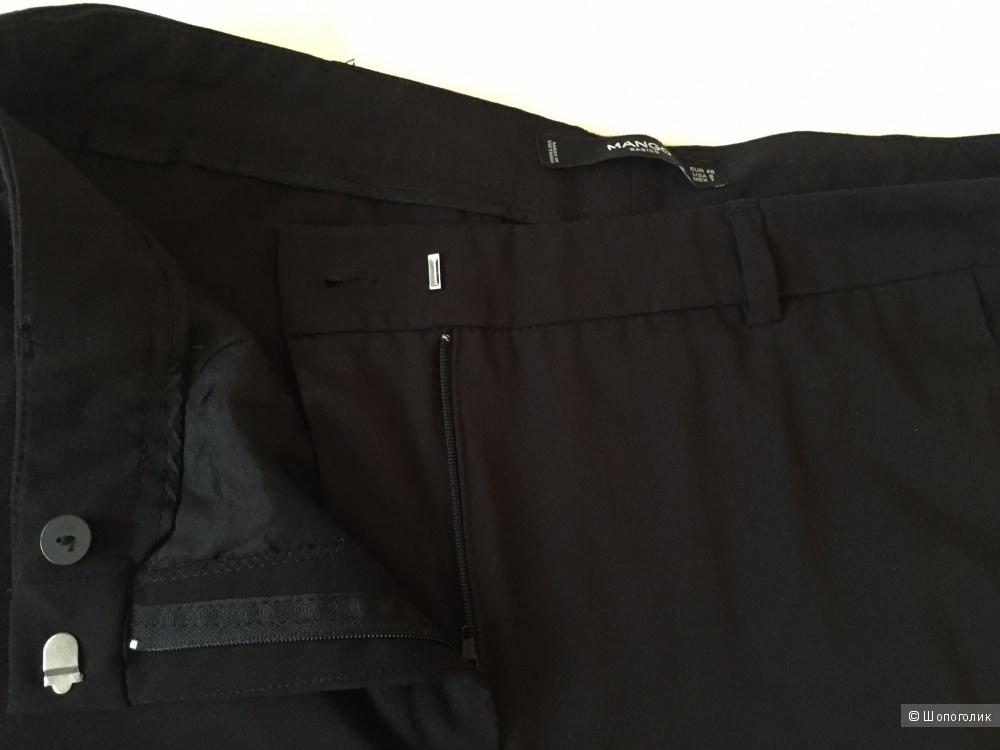 Укороченные брюки Mango, размер 40eu(46ru)