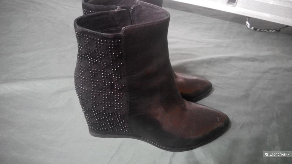 Ботинки 39 размер Whatfor