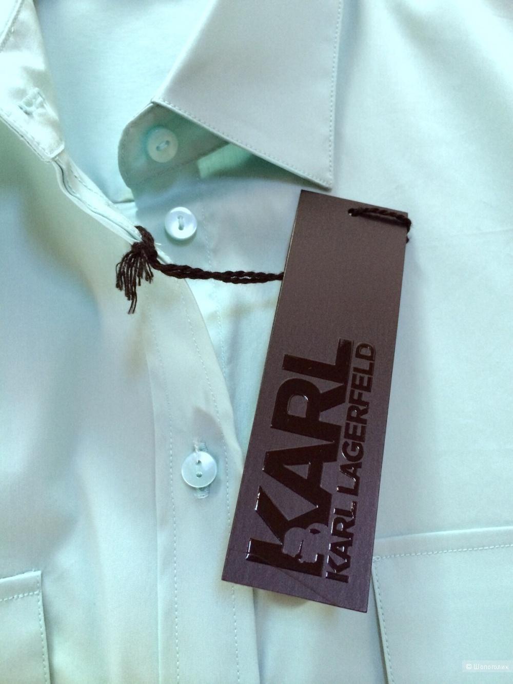Блузка Karl Lagerfeld,размер L