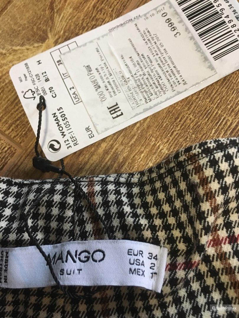 Брюки Mango 34евро