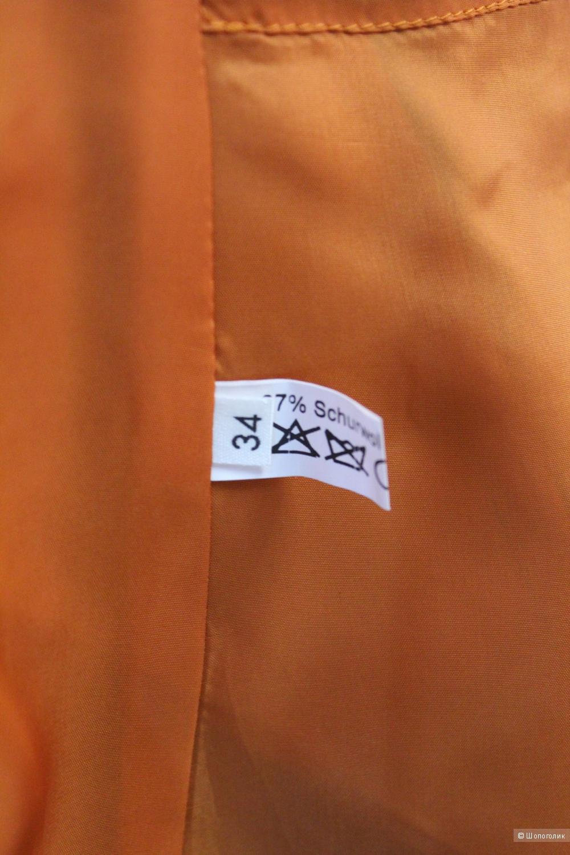 Шерстяной пиджак no name размер S